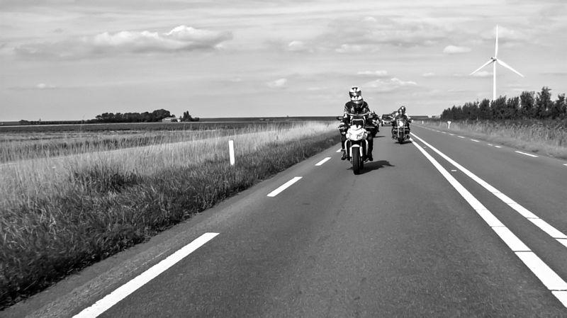 Motorrijden in Zeeland