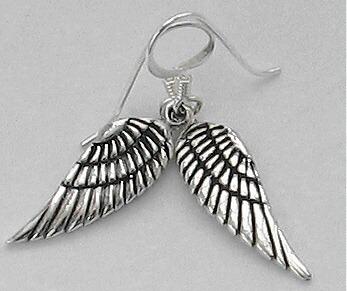 oorbellen angel wings