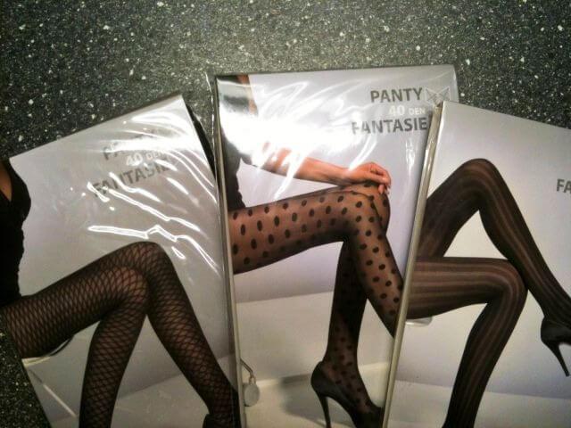 Leuke panty's van Aldi