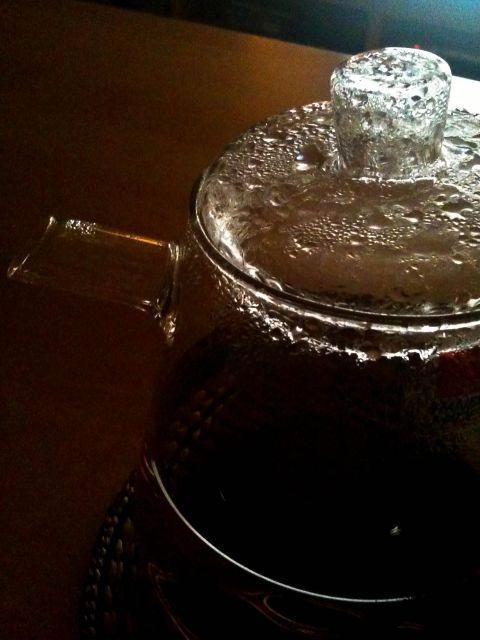 Tea-time!