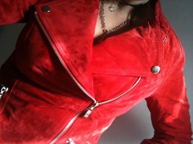 M'n nieuwe jasje!