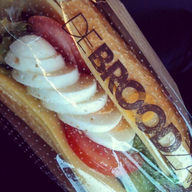 Broodje gezond