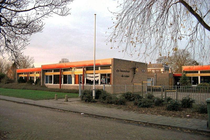 Mijn oude basisschool