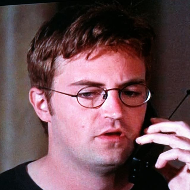 Matthew Perry in een film