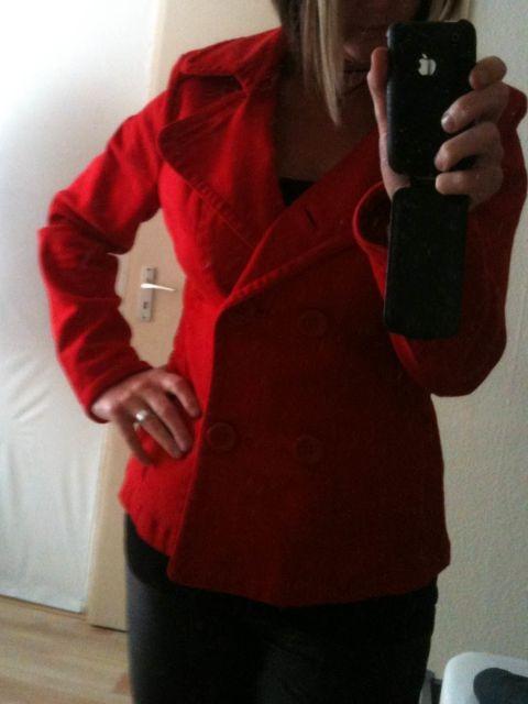 Nieuwe jas