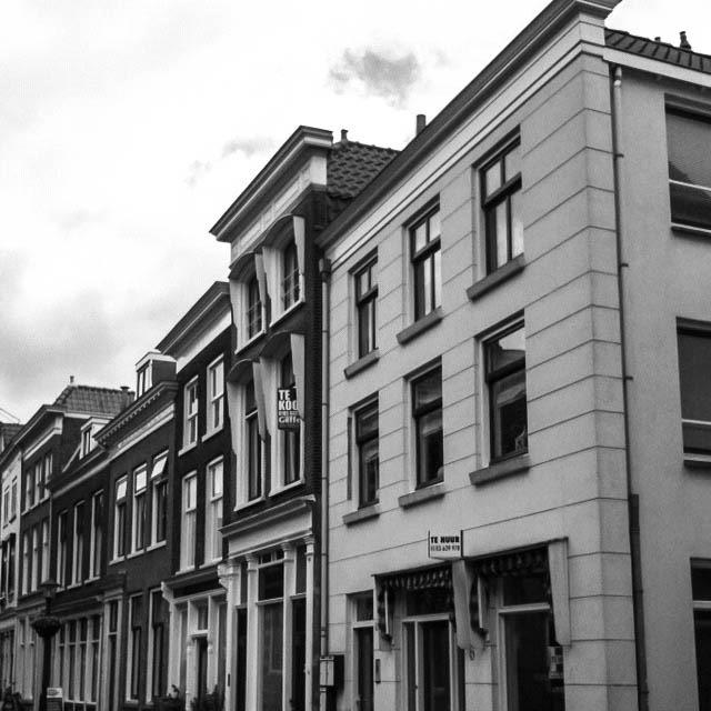 Huizen in de Molenstraat