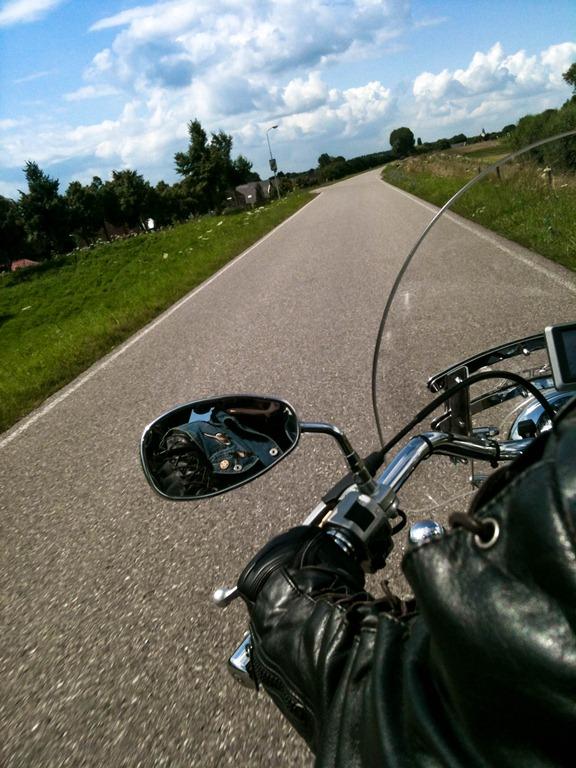 Lekker motorrijden