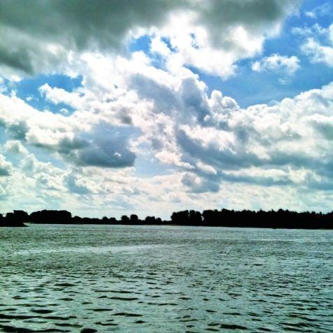 Ruige wolken