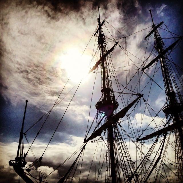 Hoge masten