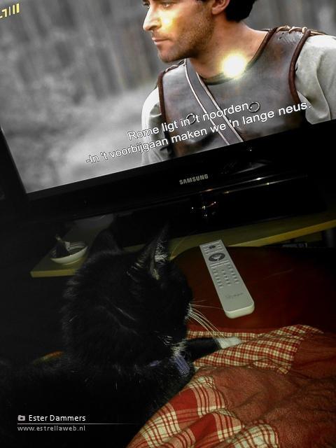 Film kijken met Micky