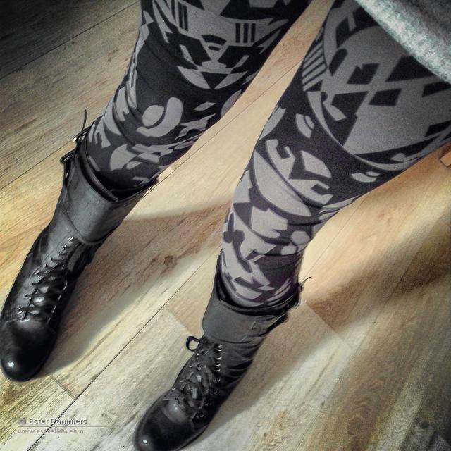 Nieuwe legging