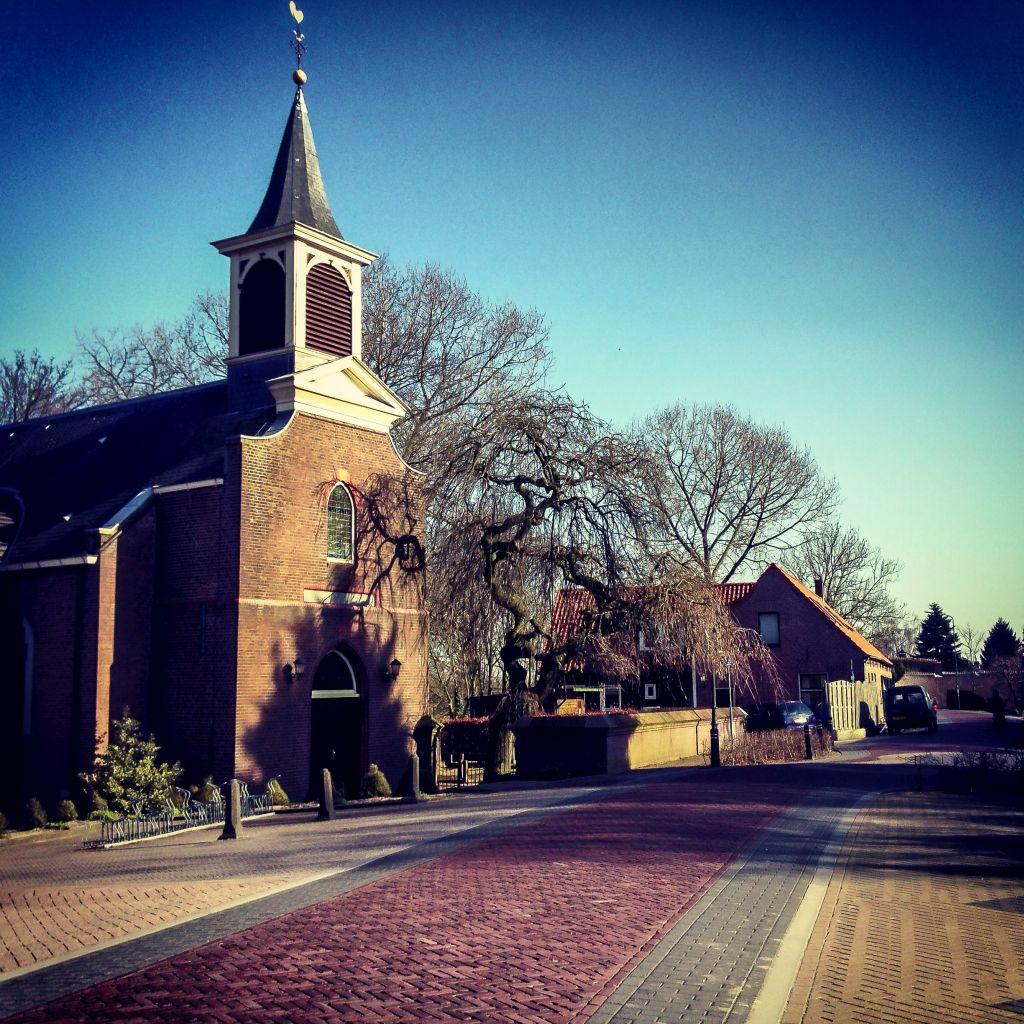 Kerkje in Rijswijk