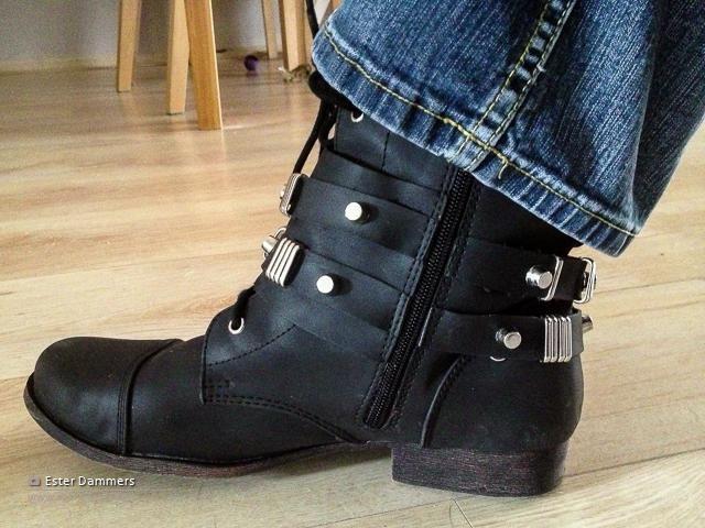 Nieuwe boots