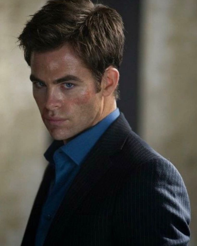 Acteur Chris Pine