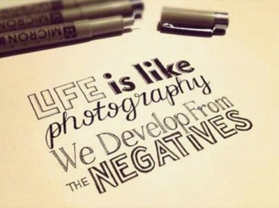 quote life is like photography