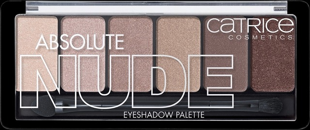Catrice Absolute Nude palette