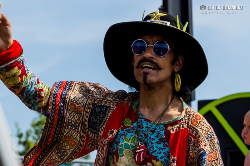 De ultieme hippie