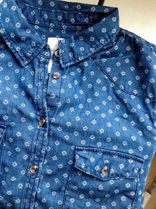 Nieuwe blouse van H&M