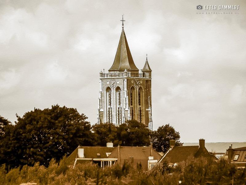 Kerktoren Gorinchem (28-7-2007)