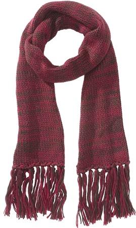 donkerrode HEMA sjaal