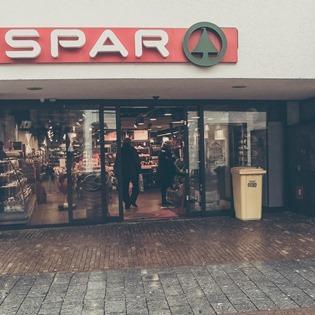 Spar supermarkt in Gorinchem