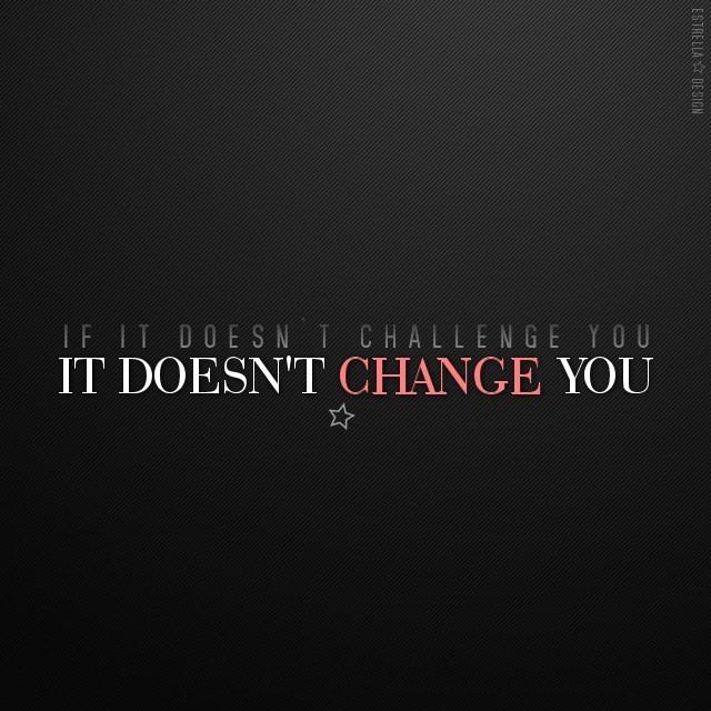 typografie if it doesnt change you