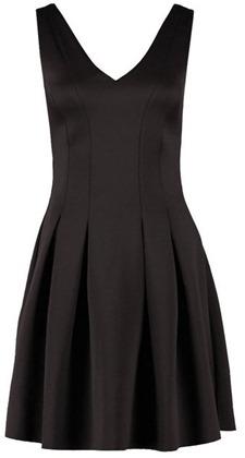 Zwarte jurk van Zalando