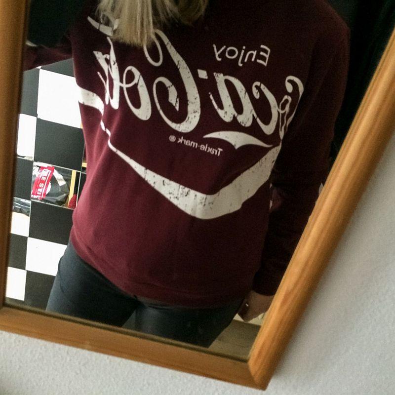 Mijn nieuwe sweater