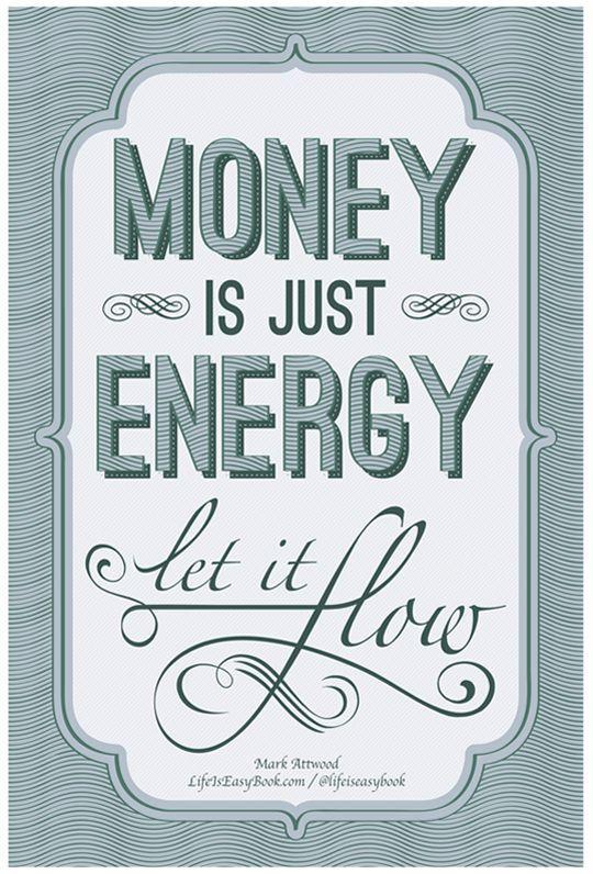 money-is-just-energy