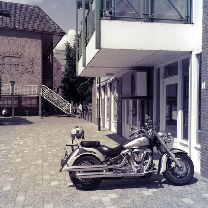 Yamaha Wild Star motorfiets