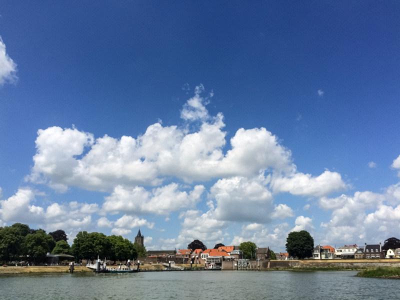 Skyline van Gorinchem