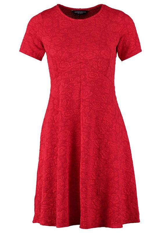 Rood Dorothy Perkins jurkje