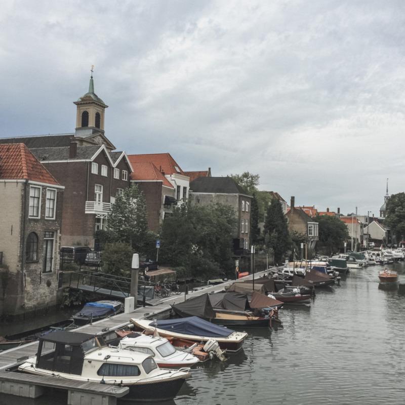 Terug in Dordrecht