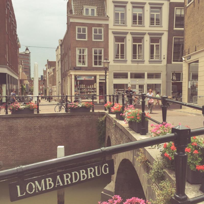 Lombardbrug, Dordrecht