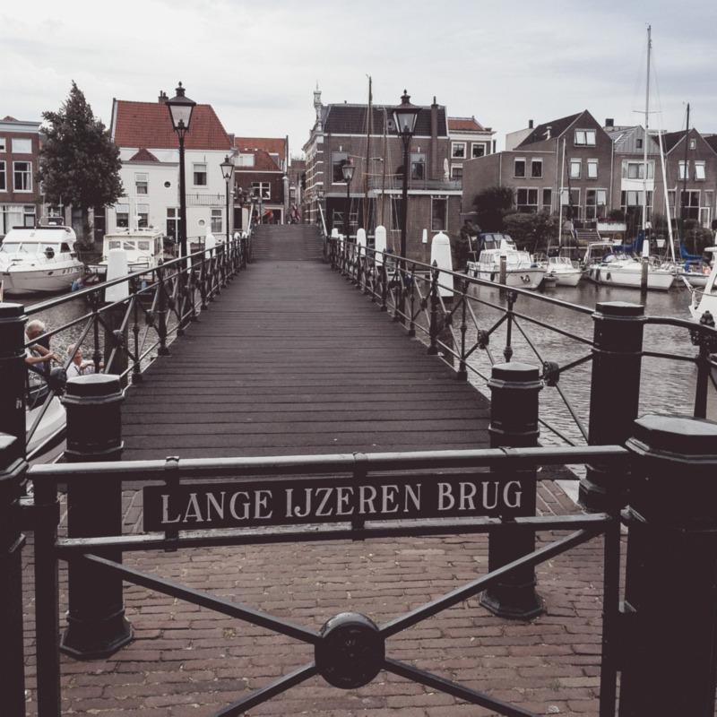 Lange IJzeren Brug, Dordrecht