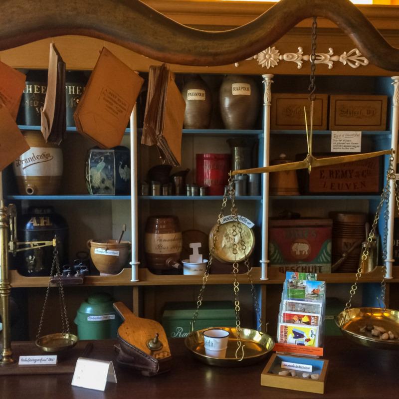 Albert Heijn museumwinkel