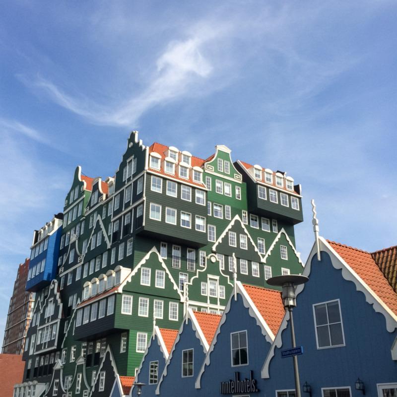 Bekendste gebouw in Zaandam