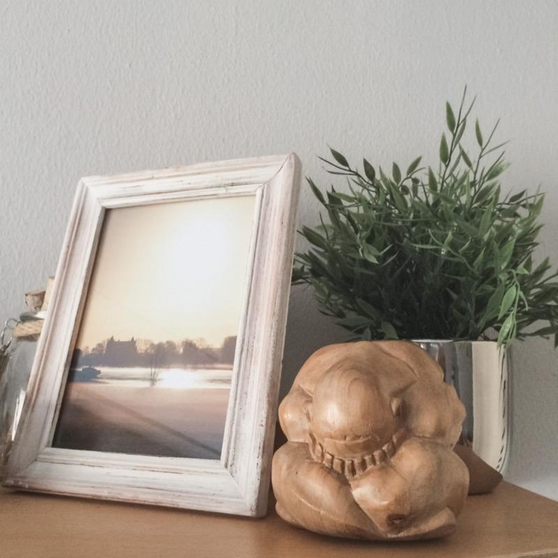 Mijn houten beeldje