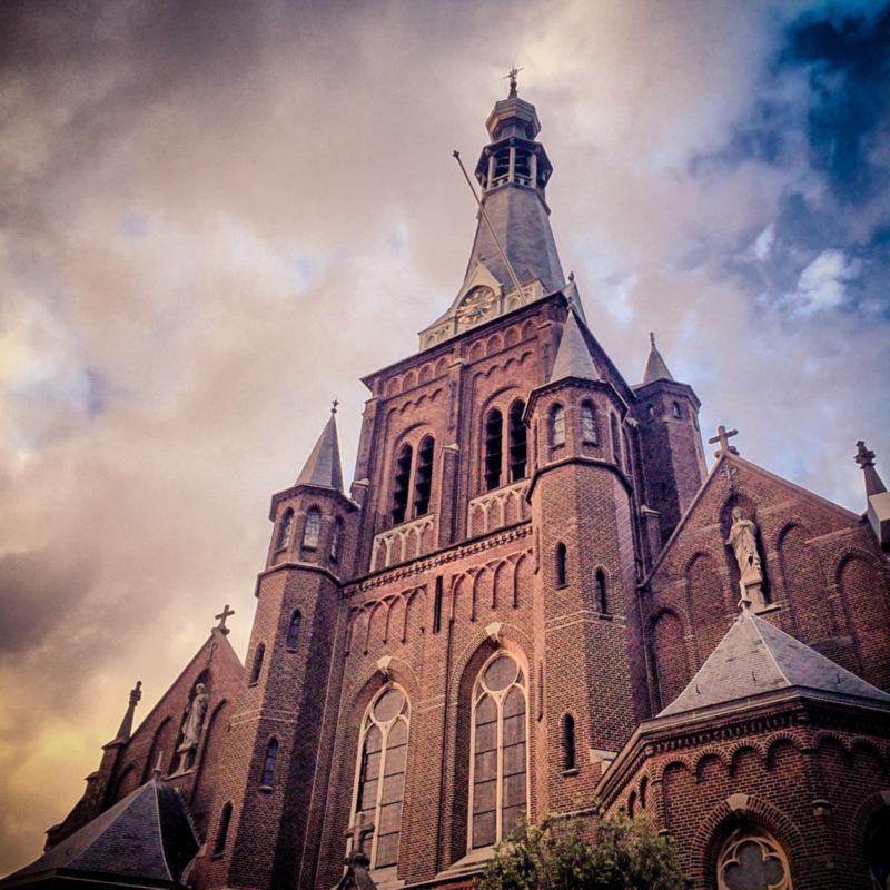 """Het Heike"" in Tilburg"