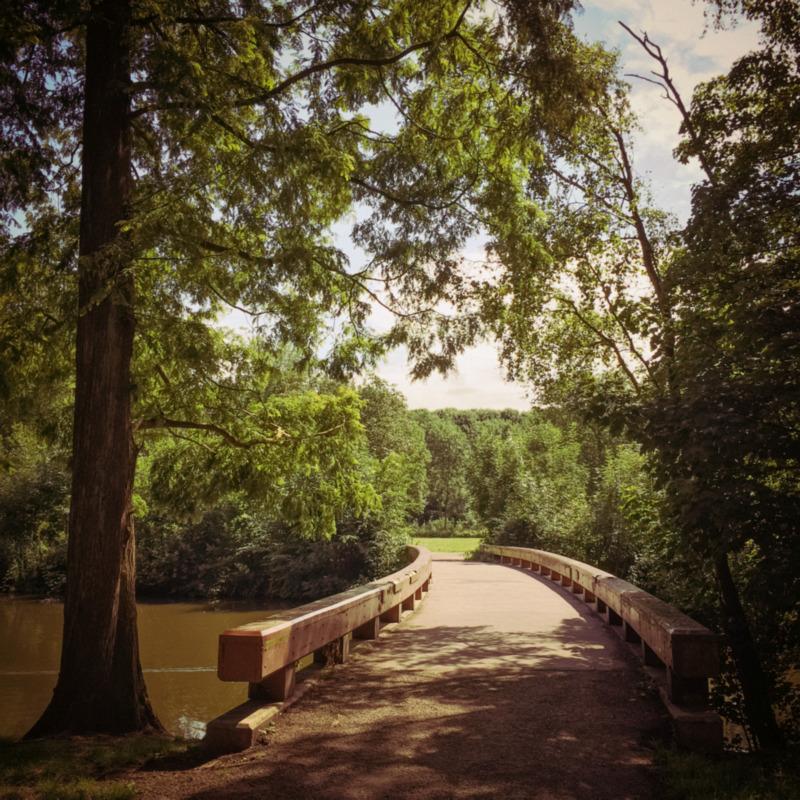 """Park """"De Twee Heuvels"""" in Rotterdam"""