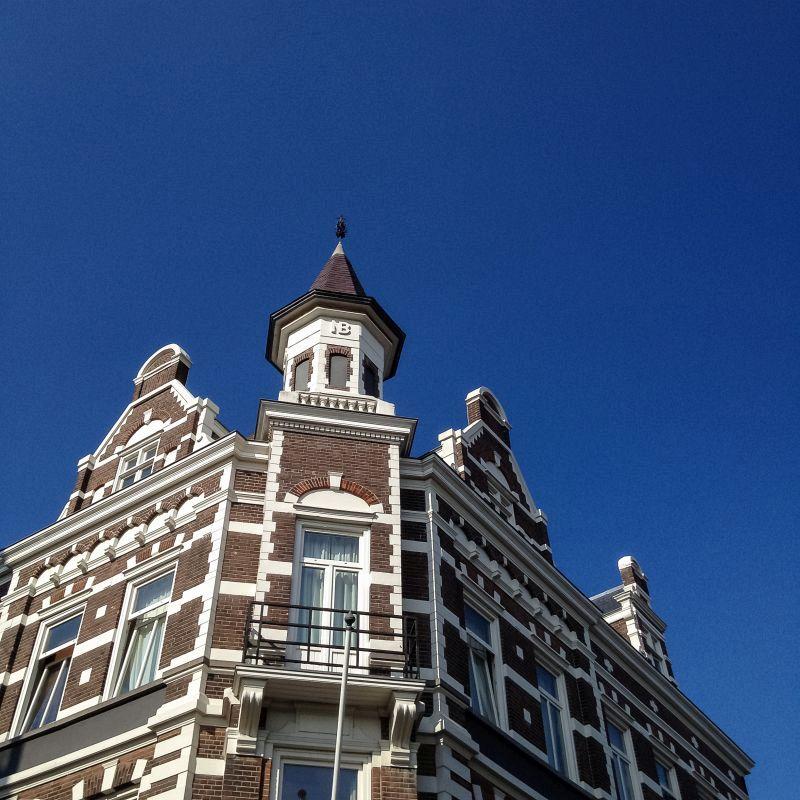 Mooi gebouw in Breda