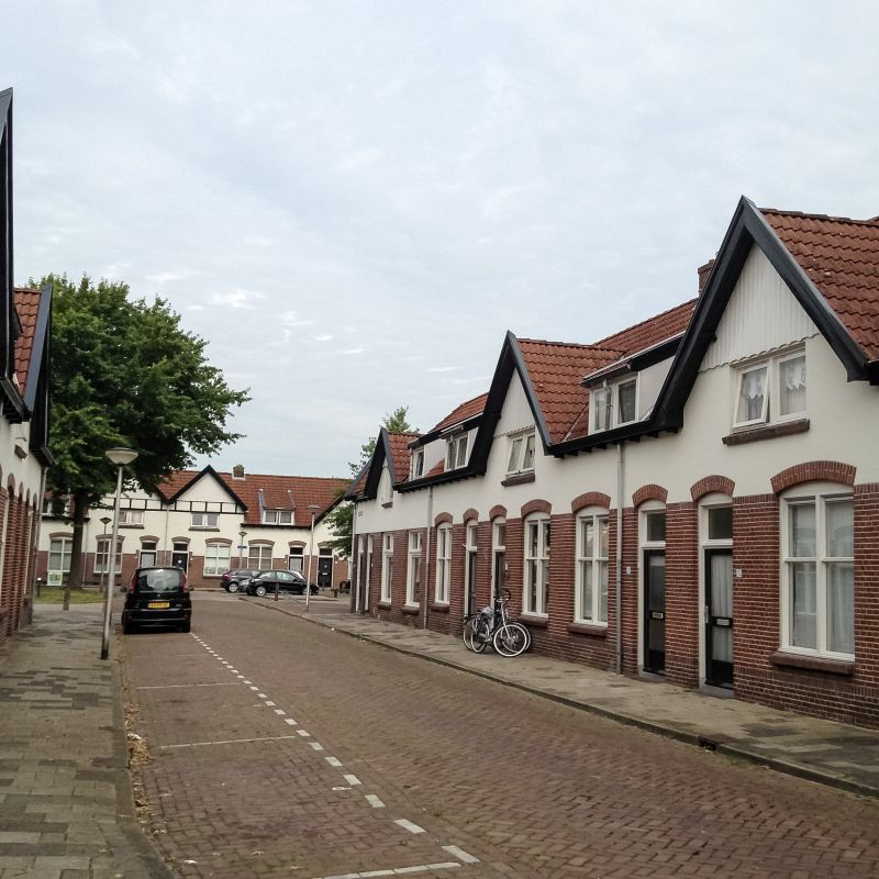 Leuk straatje in Leerdam