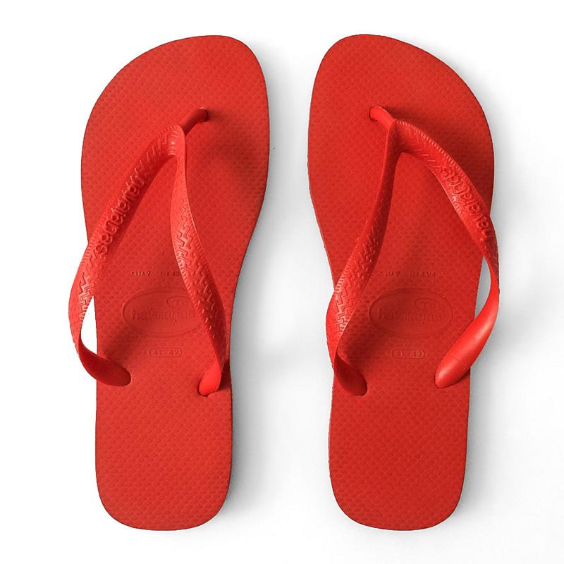 Rode flip-flops