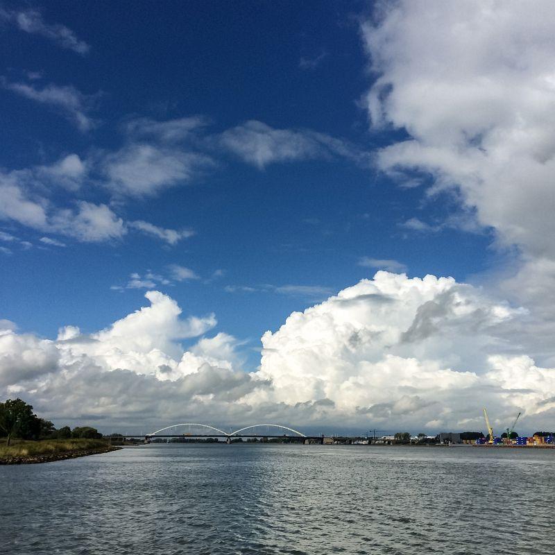 Hollandse wolkenluchten