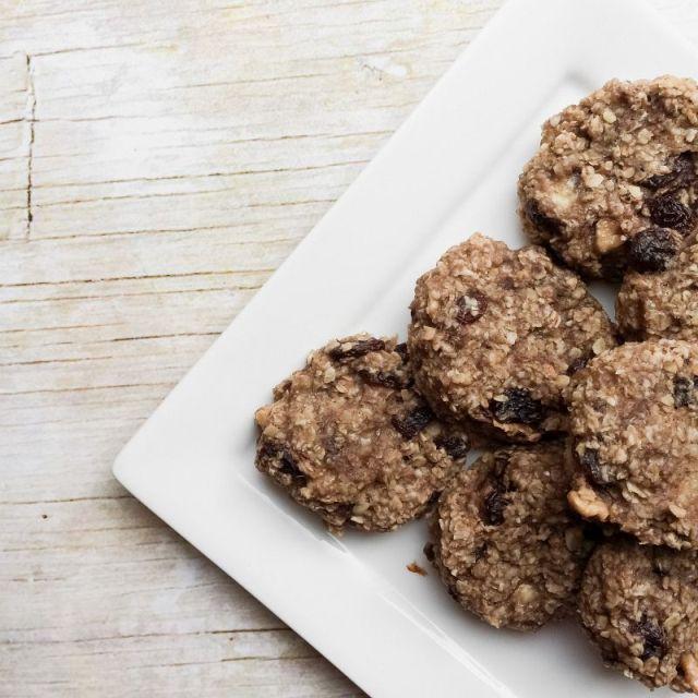Zelfgebakken koekjes