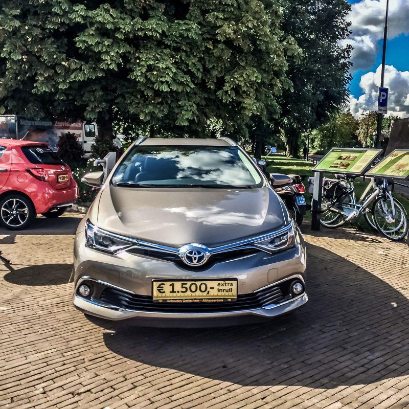 Stoere Toyota