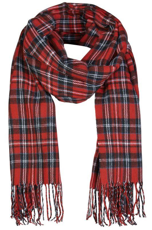 Sjaal met ruitmotief - ONLY