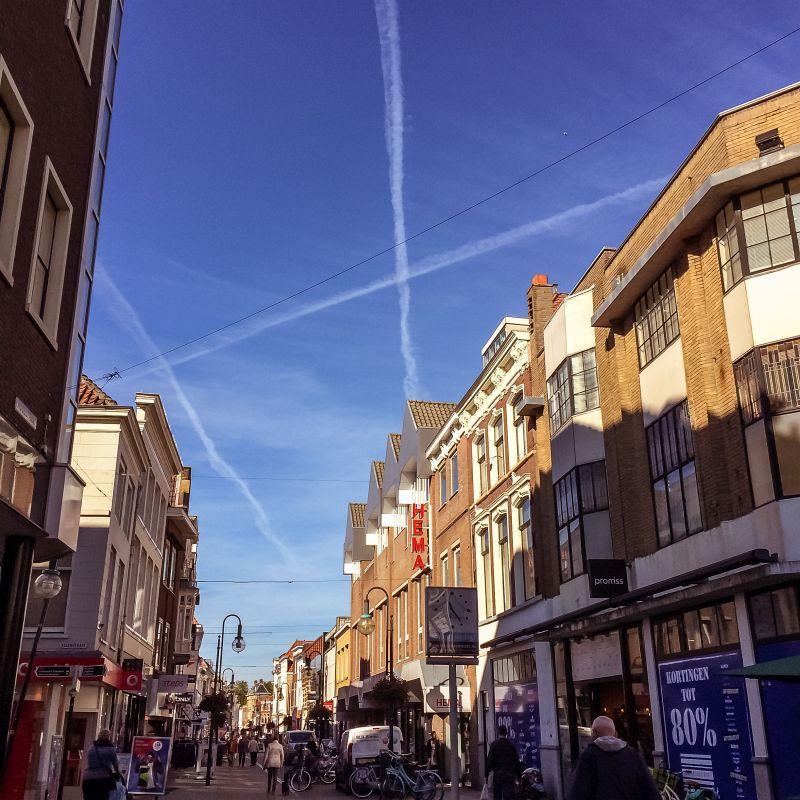 Kunst in de lucht