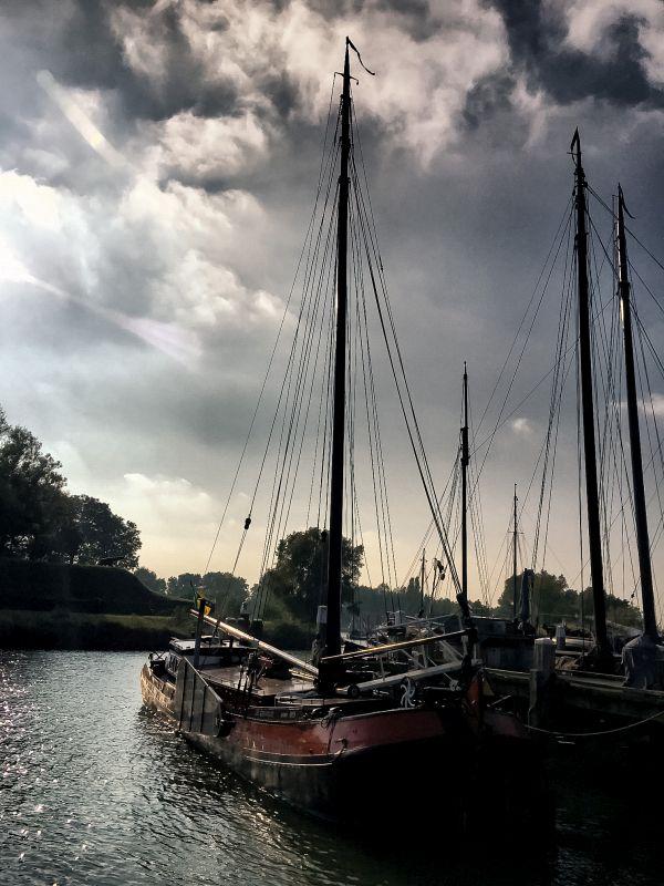 Historische haven, Woudrichem