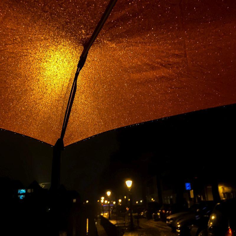 Nog meer regen